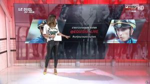 Amélie Bitoun dans un Jour aux Courses - 02/10/17 - 13