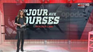 Amélie Bitoun dans un Jour aux Courses - 03/05/17 - 01