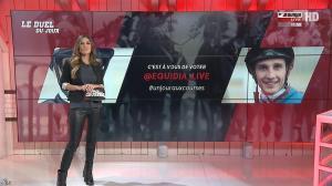 Amélie Bitoun dans un Jour aux Courses - 03/05/17 - 11