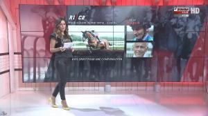 Amélie Bitoun dans un Jour aux Courses - 03/10/17 - 05