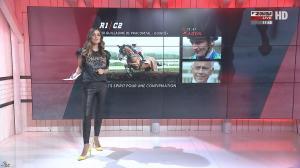 Amélie Bitoun dans un Jour aux Courses - 03/10/17 - 06