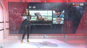 Amélie Bitoun dans un Jour aux Courses - 03/10/17 - 07
