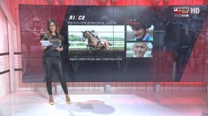 Amélie Bitoun dans un Jour aux Courses - 03/10/17 - 08