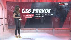 Amélie Bitoun dans un Jour aux Courses - 03/10/17 - 09