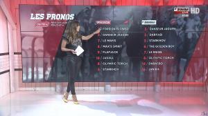 Amélie Bitoun dans un Jour aux Courses - 03/10/17 - 11