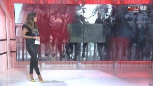 Amélie Bitoun dans un Jour aux Courses - 03/10/17 - 15
