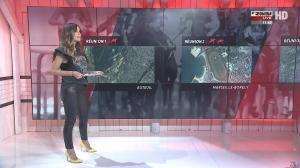 Amélie Bitoun dans un Jour aux Courses - 03/10/17 - 16
