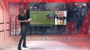 Amélie Bitoun dans un Jour aux Courses - 04/09/17 - 03