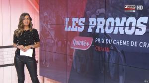 Amélie Bitoun dans un Jour aux Courses - 04/09/17 - 06