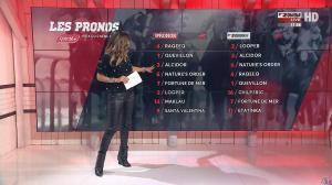 Amélie Bitoun dans un Jour aux Courses - 04/09/17 - 10