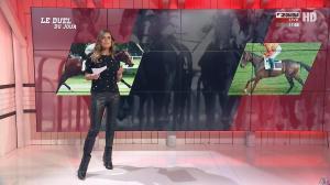 Amélie Bitoun dans un Jour aux Courses - 04/09/17 - 15