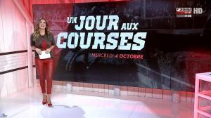 Amélie Bitoun dans un Jour aux Courses - 04/10/17 - 02