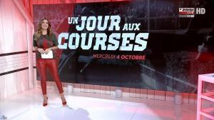 Amélie Bitoun dans un Jour aux Courses - 04/10/17 - 03
