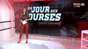 Amélie Bitoun dans un Jour aux Courses - 04/10/17 - 05