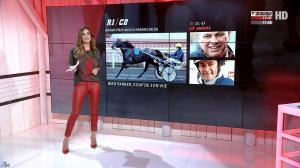 Amélie Bitoun dans un Jour aux Courses - 04/10/17 - 08