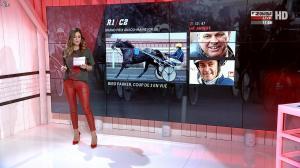 Amélie Bitoun dans un Jour aux Courses - 04/10/17 - 10