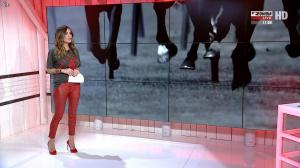 Amélie Bitoun dans un Jour aux Courses - 04/10/17 - 12