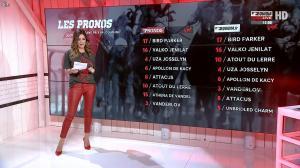 Amélie Bitoun dans un Jour aux Courses - 04/10/17 - 15