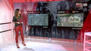 Amélie Bitoun dans un Jour aux Courses - 04/10/17 - 16