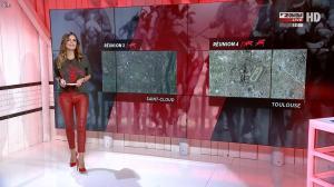 Amélie Bitoun dans un Jour aux Courses - 04/10/17 - 18