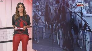 Amélie Bitoun dans un Jour aux Courses - 04/10/17 - 21