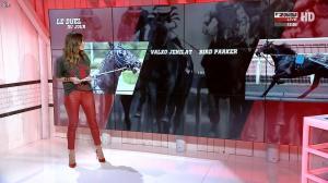 Amélie Bitoun dans un Jour aux Courses - 04/10/17 - 23