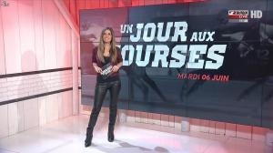Amélie Bitoun dans un Jour aux Courses - 06/06/17 - 01