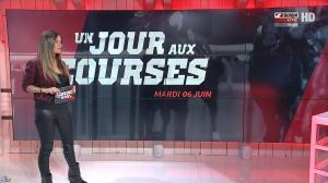 Amélie Bitoun dans un Jour aux Courses - 06/06/17 - 02