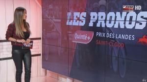 Amélie Bitoun dans un Jour aux Courses - 06/06/17 - 06