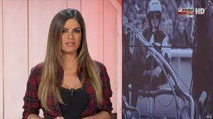 Amélie Bitoun dans un Jour aux Courses - 06/06/17 - 08
