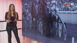 Amélie Bitoun dans un Jour aux Courses - 06/06/17 - 10