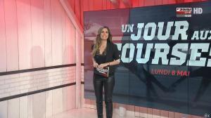 Amélie Bitoun dans un Jour aux Courses - 08/05/17 - 01