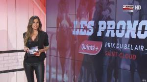 Amélie Bitoun dans un Jour aux Courses - 08/05/17 - 04