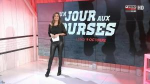 Amélie Bitoun dans un Jour aux Courses - 09/10/17 - 01