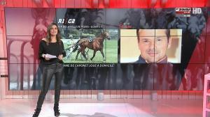 Amélie Bitoun dans un Jour aux Courses - 09/10/17 - 04