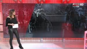 Amélie Bitoun dans un Jour aux Courses - 09/10/17 - 06