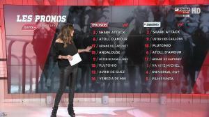 Amélie Bitoun dans un Jour aux Courses - 09/10/17 - 07