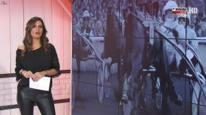 Amélie Bitoun dans un Jour aux Courses - 09/10/17 - 10