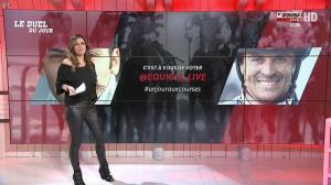 Amélie Bitoun dans un Jour aux Courses - 09/10/17 - 13