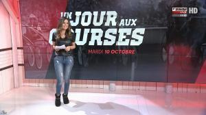 Amélie Bitoun dans un Jour aux Courses - 10/10/17 - 01