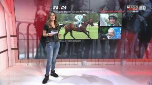 Amélie Bitoun dans un Jour aux Courses - 10/10/17 - 03