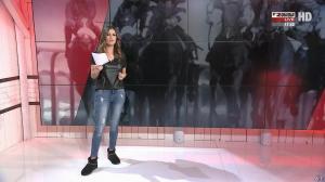 Amélie Bitoun dans un Jour aux Courses - 10/10/17 - 04