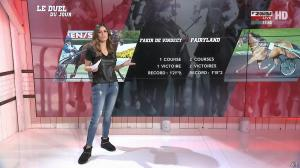 Amélie Bitoun dans un Jour aux Courses - 10/10/17 - 06