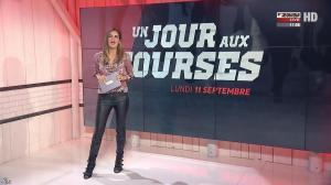 Amélie Bitoun dans un Jour aux Courses - 11/09/17 - 01