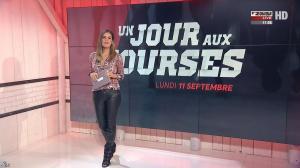 Amélie Bitoun dans un Jour aux Courses - 11/09/17 - 02