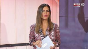 Amélie Bitoun dans un Jour aux Courses - 11/09/17 - 06