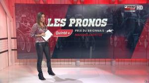 Amélie Bitoun dans un Jour aux Courses - 11/09/17 - 07