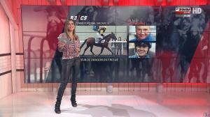 Amélie Bitoun dans un Jour aux Courses - 11/09/17 - 12