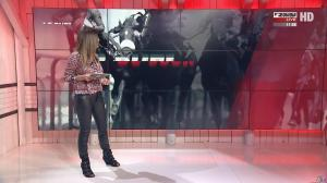 Amélie Bitoun dans un Jour aux Courses - 11/09/17 - 14