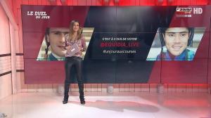 Amélie Bitoun dans un Jour aux Courses - 11/09/17 - 16